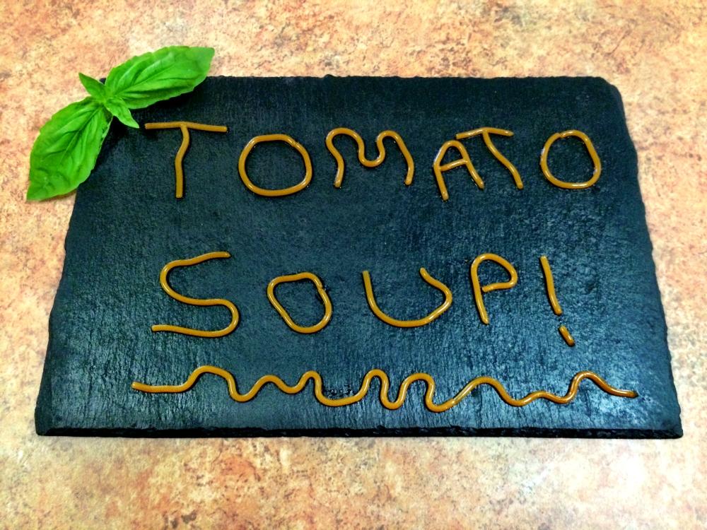 Potage de Tomate Reconstruit (1/2)