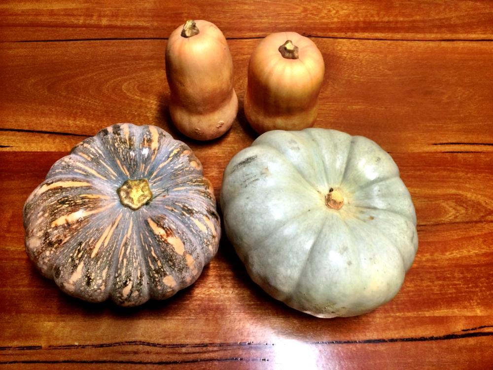 Heston Blumenthal's Pumpkin Soup (2/6)