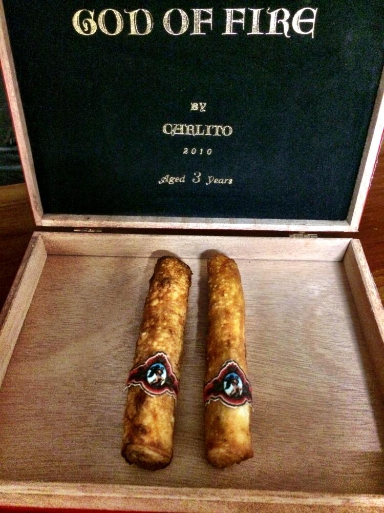 Edible Cigars (1/6)