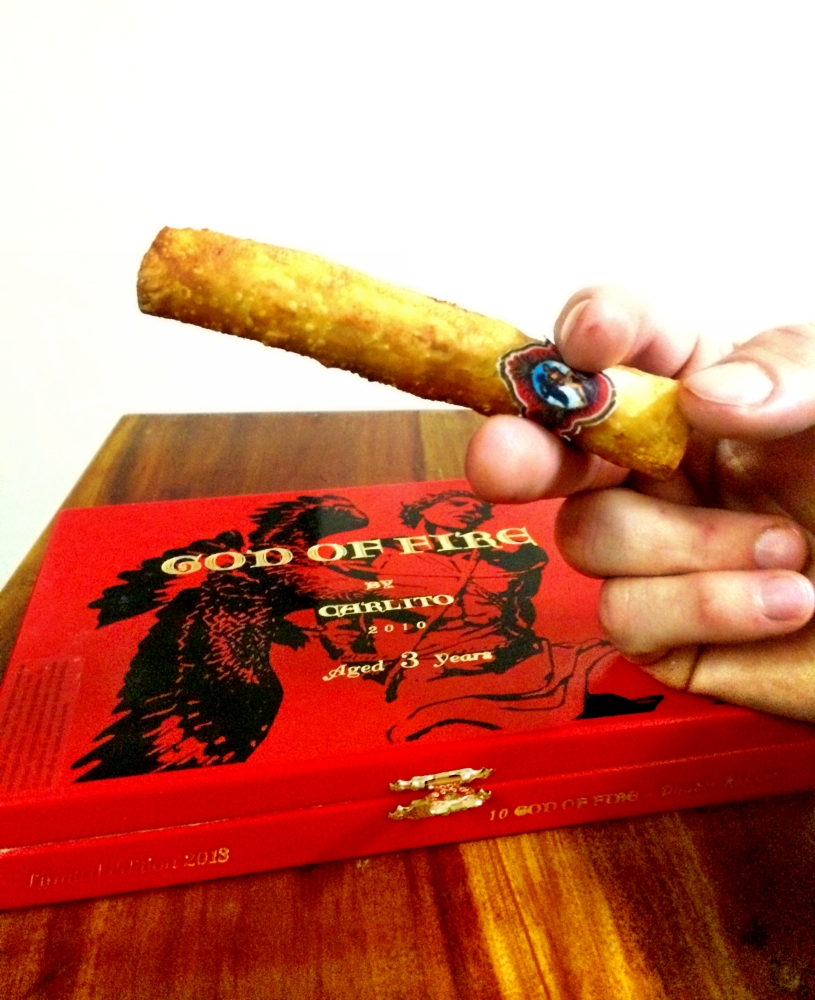 Edible Cigars (6/6)