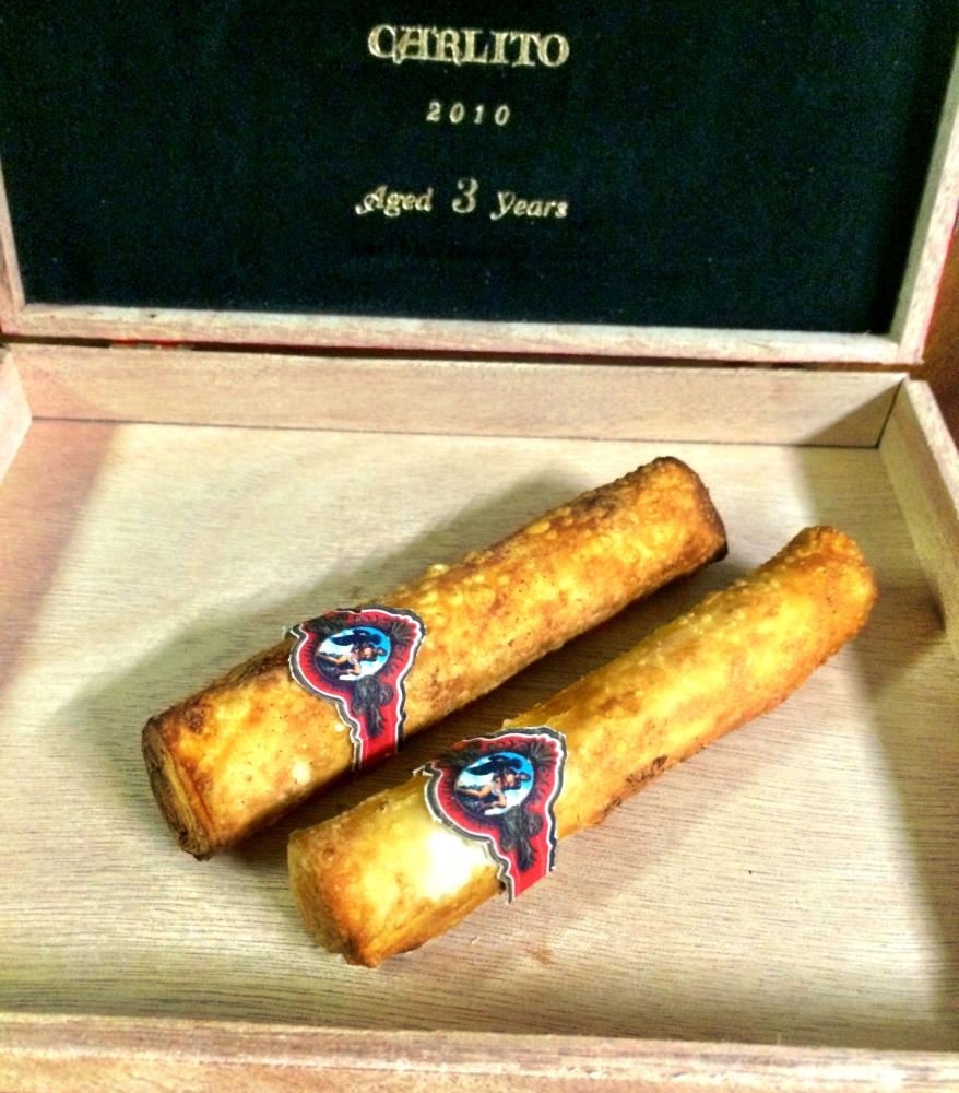 Edible Cigars (2/6)