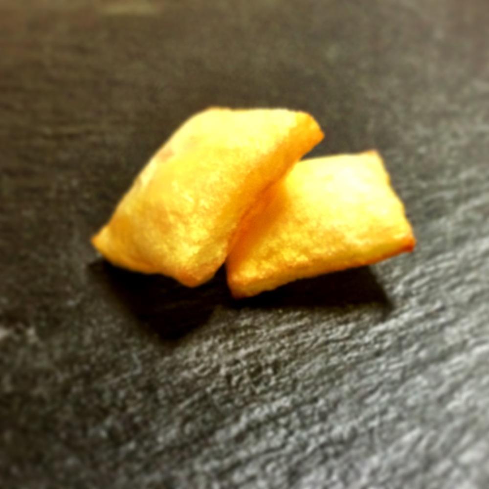 Filet De Bouef Et Pommes Soufflé Au Jus Gras (2/3)