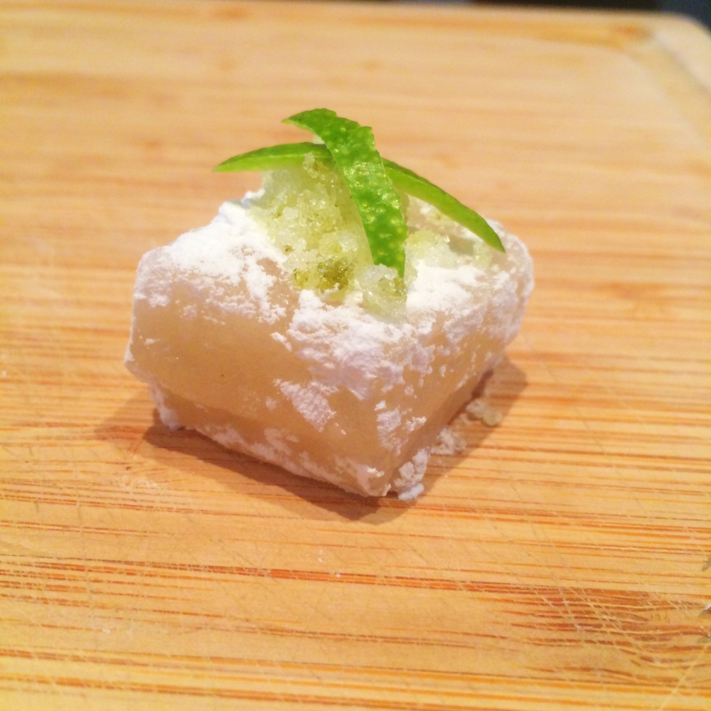 Gin & Tonic Marshmallows (1/6)