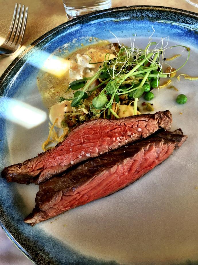 Hanger Steak Main